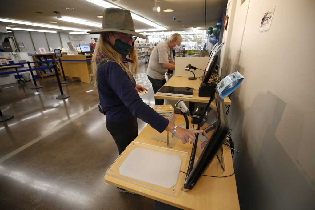 Carson City Library Reopens February 22, 2021